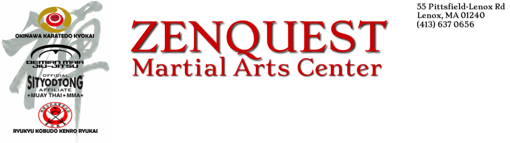 ZENQUEST Martial Arts Center