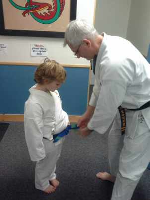 ZenQuest Martial Arts Youth Karate
