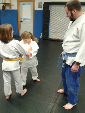 ZenQuest Martial Arts Youth Jiu Jitsu